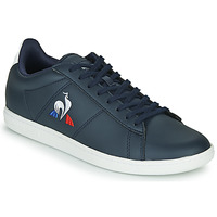 Shoes Men Low top trainers Le Coq Sportif COURTSET Marine / White