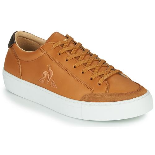 Shoes Men Low top trainers Le Coq Sportif PRODIGE Cognac