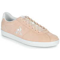 Shoes Women Low top trainers Le Coq Sportif AMBRE Pink
