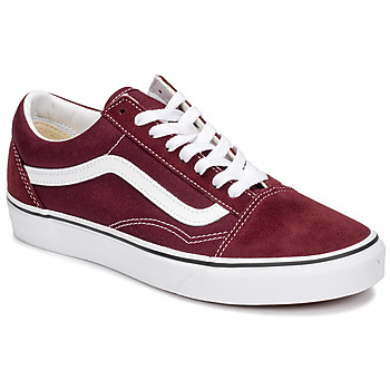 Shoes Low top trainers Vans OLD SKOOL Bordeaux