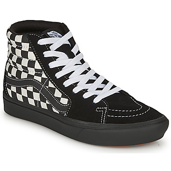 Shoes Women Hi top trainers Vans COMFYCUSH SK8-HI Black