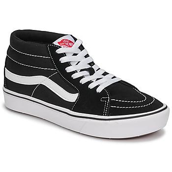 Shoes Hi top trainers Vans COMFYCUSH SK8-MID Black