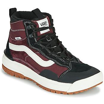 Shoes Women Low top trainers Vans ULTRARANGE EXO HI MTE Black / Bordeaux