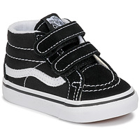 Shoes Children Hi top trainers Vans TD SK8-MID REISSUE V Black / White