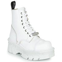 Shoes Mid boots New Rock M-MILI083CM-C56 White