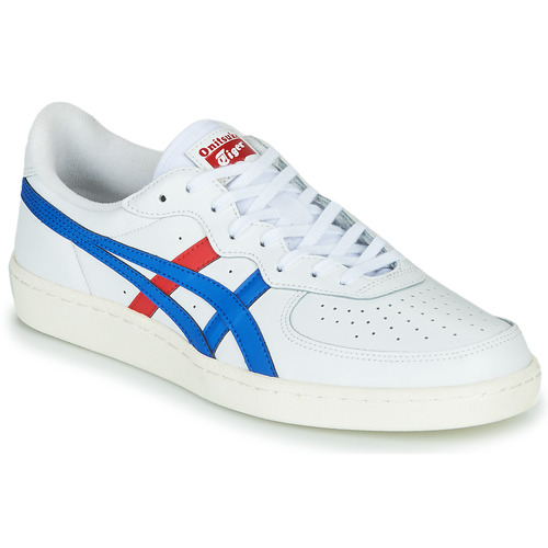 Shoes Low top trainers Onitsuka Tiger GSM LEATHER White / Red / Blue