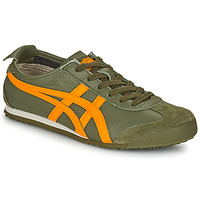 Shoes Low top trainers Onitsuka Tiger MEXICO 66 Kaki / Yellow