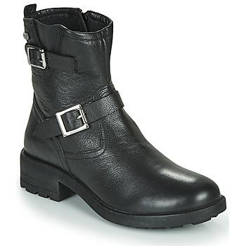 Shoes Women Mid boots Les Tropéziennes par M Belarbi Looky Black