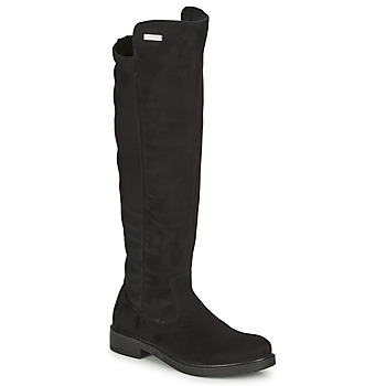 Shoes Women High boots Les Tropéziennes par M Belarbi Loupiote Black