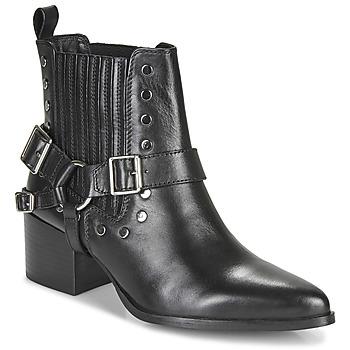 Shoes Women Ankle boots Les Tropéziennes par M Belarbi KIMIKO Black