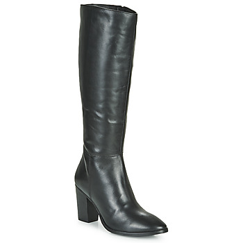 Shoes Women High boots Les Tropéziennes par M Belarbi Lyco Black