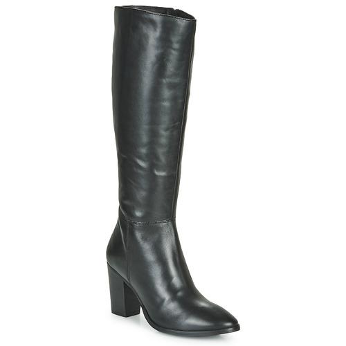 Shoes Women High boots Les Tropéziennes par M Belarbi LYCO Black