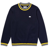 Clothing Boy Jumpers Lacoste AJ1352-QRN-B Marine