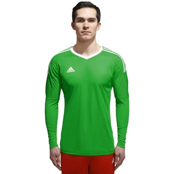 Clothing Men Long sleeved tee-shirts adidas Originals Z Adizero Goalkeeper Green