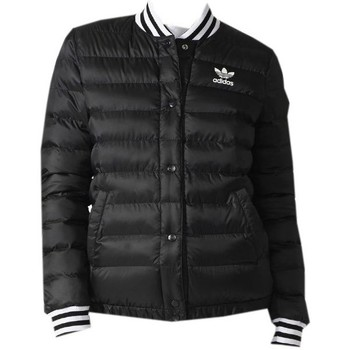 Clothing Women Duffel coats adidas Originals Originals Blouson Black