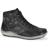 Shoes Women Hi top trainers Remonte Dorndorf R1497-45 Black