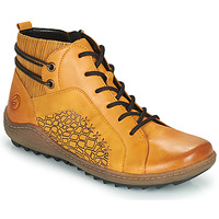 Shoes Women Hi top trainers Remonte Dorndorf R1499-68 Yellow