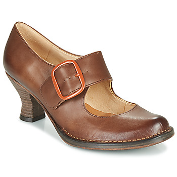 Shoes Women Heels Neosens ROCOCO Brown