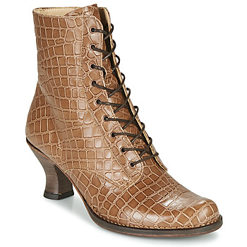 Shoes Women Ankle boots Neosens ROCOCO Beige