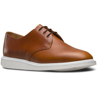 Shoes Men Derby Shoes Dr Martens Torriano Oak Analine Brown