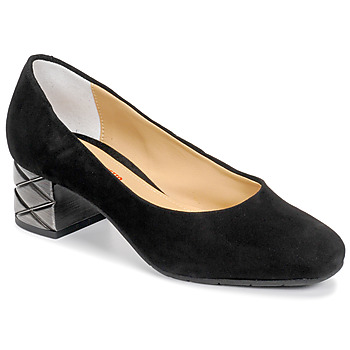 Shoes Women Heels Perlato JAMINET Black
