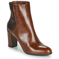 Shoes Women Ankle boots Perlato JAMICOT Brown