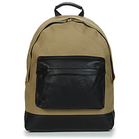Bags Rucksacks Mi Pac GOLD BACKPACK Kaki / Black