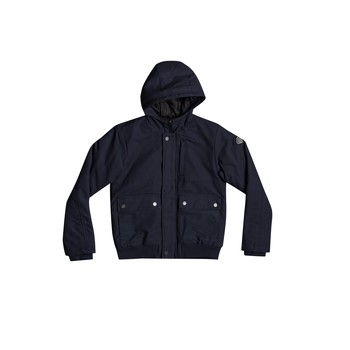Clothing Boy Jackets Quiksilver NEW BROOKS Marine