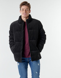 Clothing Men Duffel coats Urban Classics TB3811 Black