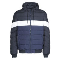 Clothing Men Duffel coats Urban Classics TB3818 Blue / Marine