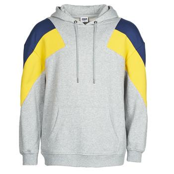 Clothing Men Sweaters Urban Classics TB2402 Grey / Blue