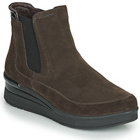 Shoes Women Mid boots Stonefly CREAM 20 Brown