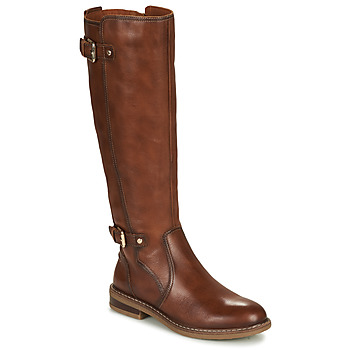 Shoes Women High boots Pikolinos ALDAYA W8J Brown