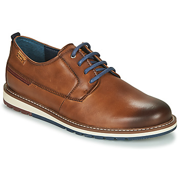 Shoes Men Derby Shoes Pikolinos BERNA M8J Brown