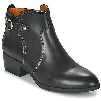 Shoes Women Ankle boots Pikolinos DAROCA W1U Black