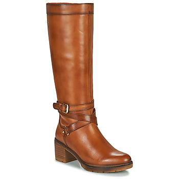 Shoes Women High boots Pikolinos LLANES W7H Brown