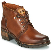 Shoes Women Ankle boots Pikolinos SAN SEBASTIA W1T Brown