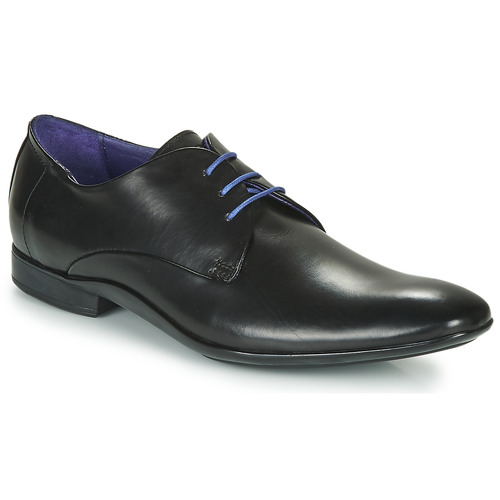 Shoes Men Derby Shoes Azzaro OUTINO Black