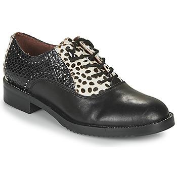 Shoes Women Derby Shoes Café Noir JEREL Black / White