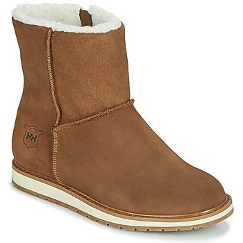 Shoes Women Snow boots Helly Hansen ANNABELLE BOOT Camel