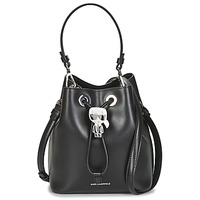 Bags Women Small shoulder bags Karl Lagerfeld K/IKONIK BUCKET BAG Black