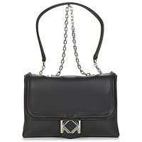 Bags Women Small shoulder bags Karl Lagerfeld MISS K MEDIUM SHOULDERBAG Black