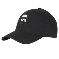 Clothes accessories Women Caps Karl Lagerfeld K/IKONOK CAP Black
