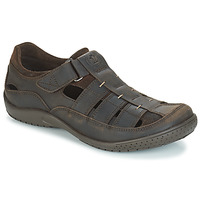 Shoes Men Sandals Panama Jack MERIDIAN Brown