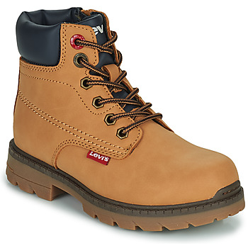 Shoes Children Mid boots Levi's NEW FORREST Camel