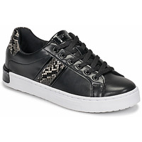 Shoes Women Low top trainers Esprit KENT LACE UP Black