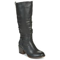 Shoes Women High boots Emmshu FILI Black