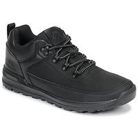 Shoes Men Low top trainers Kappa MONSI LOW Black