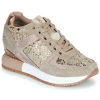 Shoes Women Low top trainers Gioseppo RAPLA Beige