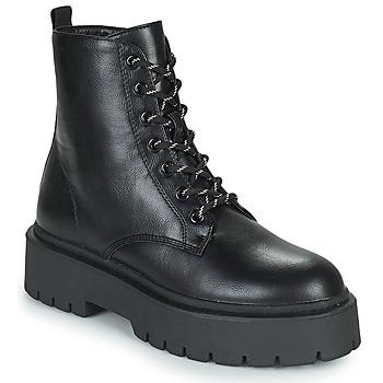 Shoes Women Mid boots Gioseppo YELABUGA Black